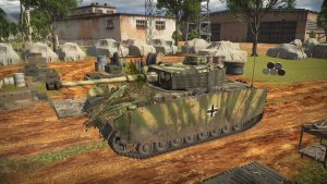 PzKpfw IV H in War Thunder