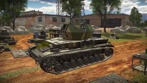 Fla-Panzer Wirbelwind