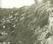 Australische Soldaten Amiens