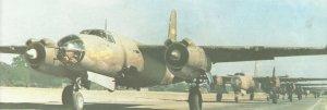 B26C Marauder-Bomber