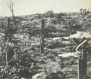 Deutscher Ehrenfriedhof für Gefallene der Flandern-Schlachten von 1914
