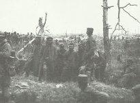 gefangengenommene deutsche Soldaten