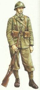 Unteroffizier der polnischen Exilarmee