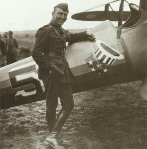 US-Flieger-Ass Edward 'Eddie' Rickenbacker