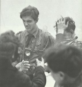 'Hitlerjungen' im Einsatz bei den Bergungsmannschaften