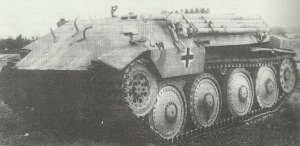 Bergepanzer 38(t) Hetzer