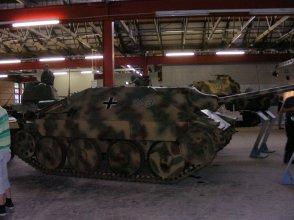 Jagdpanzer 38(t) Hetzer im Panzermuseum Munster