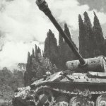 Panther-Panzer in Italien