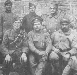 Soldaten der 'Armee de l'Orient'