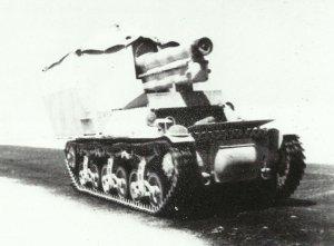 150mm schwere Feldhaubitze 13/1 (Sfl) auf Geschützwagen Lorraine Schlepper (f)