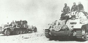 PzKpfw III Ausf.G vom Panzer-Regiment 5