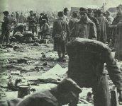 Österreich-ungarische Kriegsgefangene bei Vittorio Veneto