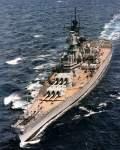 Schlachtschiff 'Wisconsin'