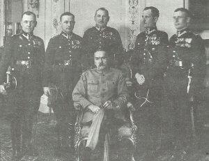 Marschall Josef Pilsudski