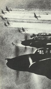Bf 110 gegen B-17