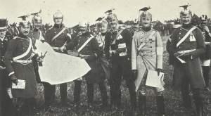 Deutsche Offiziere 1912
