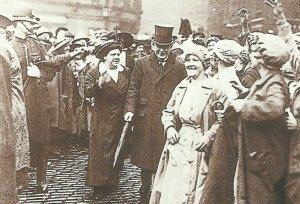 britische Premierminister Lloyd George