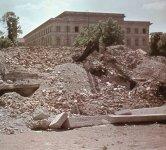 Trümmerhalde Hauptquartier NSDAP München