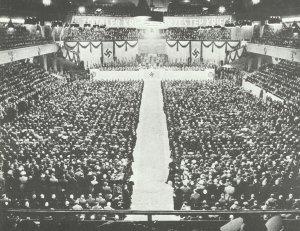 Goebbels Sportpalast Totaler Krieg