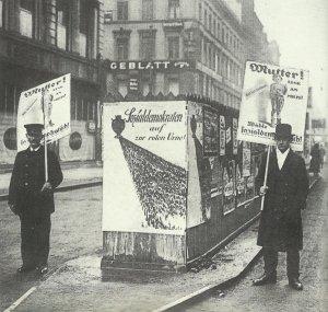 SPD-Wahlkampf 1919