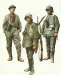 Deutsche Uniformen 1916-18