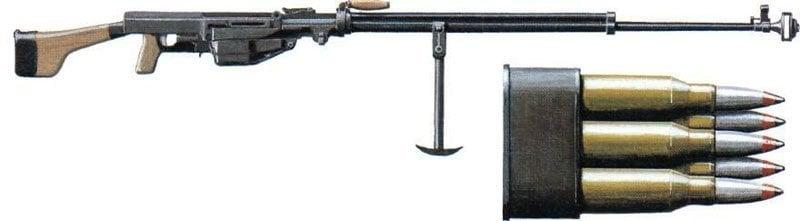 PTRS-1941 Panzerabwehrbüchse