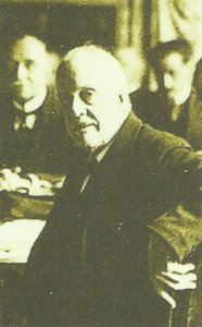 britischer Aussenminister Balfour