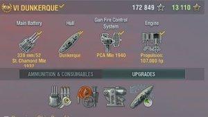 Module für Dunkerque