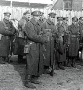 Kolchak-Truppen