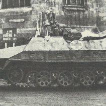 SdKfz 251 Ausf. D