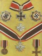 Deutsche Auszeichnungen des 2. Weltkrieges