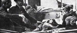 Opfer alliierter Luftangriffe Paris