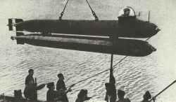 Ein-Mann-Torpedo 'Neger'