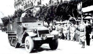 Algiers am 14. Mai 1944