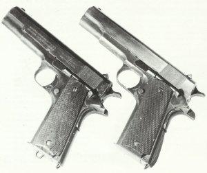 Colt M1911und M1911A1