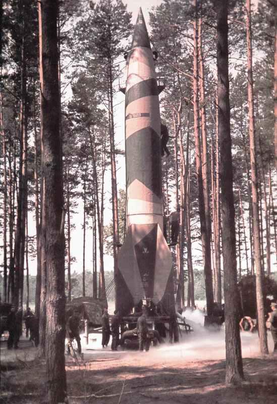 V-2 geheimer Teststart