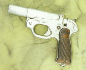 Leuchtpistole Modell 1942