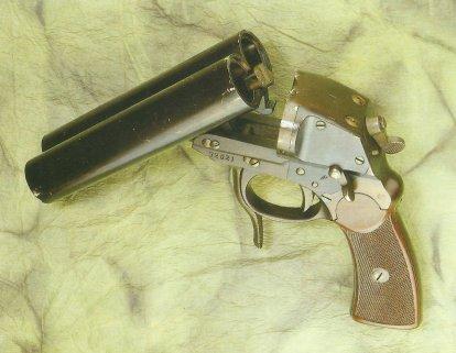 Leuchtpistole Typ L