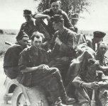 Rückzug an der Ostfront