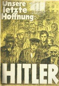 Hitler Wahlplakat