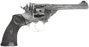 Webley .38in Mark 4 Revolver