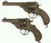 Webley 0.455in Revolver