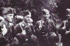 Grenadiere der 'HG'
