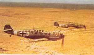 Messerschmitt Bf 109 E-4/Trop Jagdflugzeuge