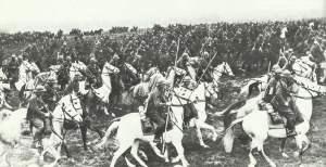 polnische Kavallerie 1939