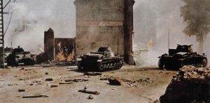 PzKpfw I Gefecht Frankreich 1940