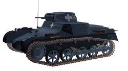 PzKpfw I Ausf.A