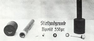 Nipolit-Stielhandgranate