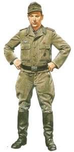 letzte Felduniform des deutschen Heeres