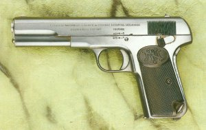 Pistole Modell 1903 Browning